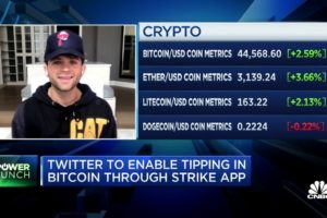 Twitter partners with Strike to enable bitcoin tips