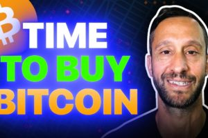Time To Buy Bitcoin!