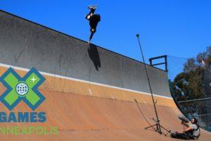 Virtual Reality: Skate Vert | X Games Minneapolis 2017