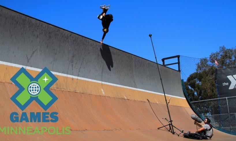 Virtual Reality: Skate Vert   X Games Minneapolis 2017