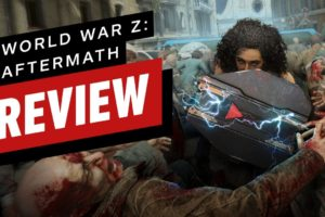 World War Z Aftermath Review