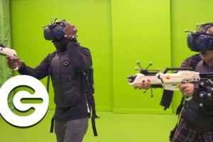 The Future of VR Games