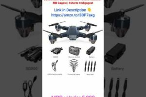 Best Drone   Best Drone 2021  Drone Camera   MB Gagest   #shorts #mbgagest