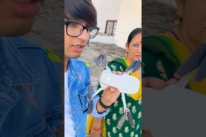 Sourav Joshi new drone camera test ??? #shorts  #piyush #trending