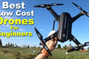 The BEST Low Cost DRONES for BEGINNERS (part 1) - My Recommendations