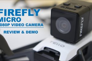 The Incredible FIREFLY MICRO video camera for RC Drones, Planes, Cars, Boats