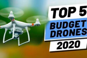 Top 5 BEST Budget Drones (2020)