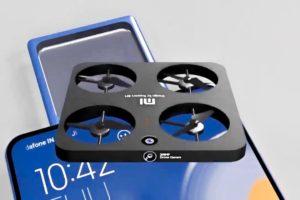 Xiaomi Flying Camera phone, 200MP   Worlds FIRST Flying Drone Camera Phone, 6000 mAh, 12GB Ram,512GB