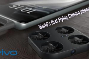 vivo flying camera phone | world's first drone camera phone | vivo 200mp camera phone #shorts
