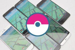 Pokemon Go Battery Test: iPhone 6S Plus v Galaxy S7 Edge v HTC 10 v LG G5 v Nexus 6P v OnePlus 3