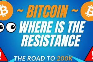 THE ROAD AHEAD TO 200K! - BTC PRICE PREDICTION - SHOULD I BUY BTC - BITCOIN FORECAST 200K BTC