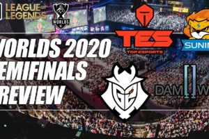 Worlds 2020 Semifinals Preview - Who will win? | ESPN Esports
