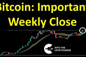 Bitcoin: An Important Weekly Close