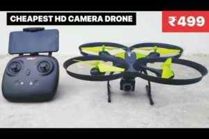 Best Remote Control Drone Camera | Best Budget HD Camera Drone | Drone With Camera Under 1000 Amazon