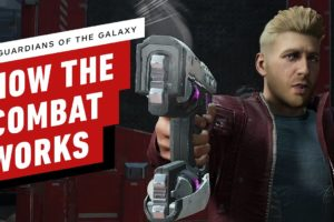 Guardians of the Galaxy: How The Combat Works