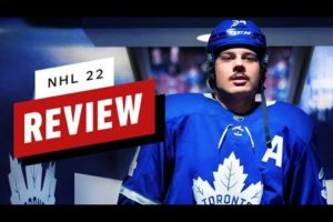 NHL 22 Video Review