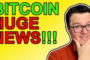 Bitcoin & Crypto MEGA Bullish Facebook News!