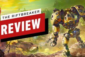 The Riftbreaker Review