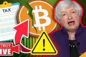 Bitcoin Blasting Off As Inflation Grows (Ethereum's Greatest Upgrade)