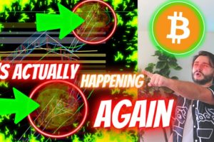 *MEGA BULLISH* BITCOIN FRACTAL REPEATING EXACTLY!!! - WHAT THIS MEANS FOR BITCOIN PRICE IS INSANE!!!