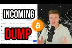 The FINAL Crypto Crash of 2021 is HERE! (Selling ALL My Bitcoin)