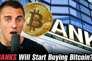 BREAKING NEWS: Banks Are Going To Start Buying Bitcoin?1