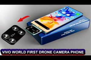 Vivo World's First Flying Drone Camera Phone Review Bangla | 200mp Drone Camera, Price in Bangladesh