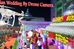 indian Wedding By Drone Camera RRAERIAL VIDEO GRAPHY 2015 (DJI P3)