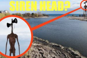 (omfg) you will not believe what my drone caught on camera! // Real Life Siren Head Sighting!!