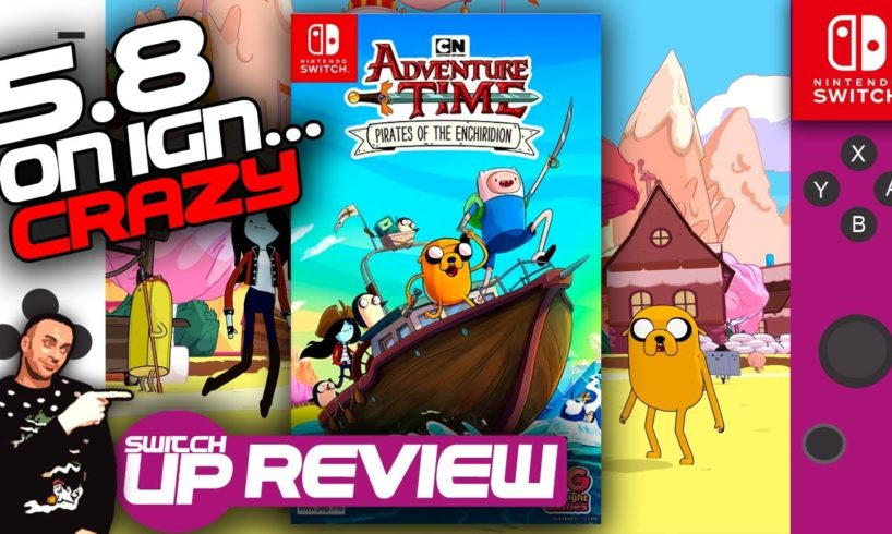 Adventure Time: Pirates of the Enchiridion Nintendo Switch Review