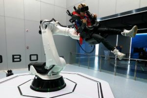 Inside the Largest Virtual Reality Theme Park In The World - VR Star Park China