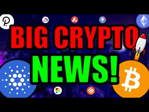 MOST INSANE CRYPTO FREAKOUT JUST HAPPENED! CARDANO, ETHEREUM, & BITCOIN HOLDERS -- GET READY!