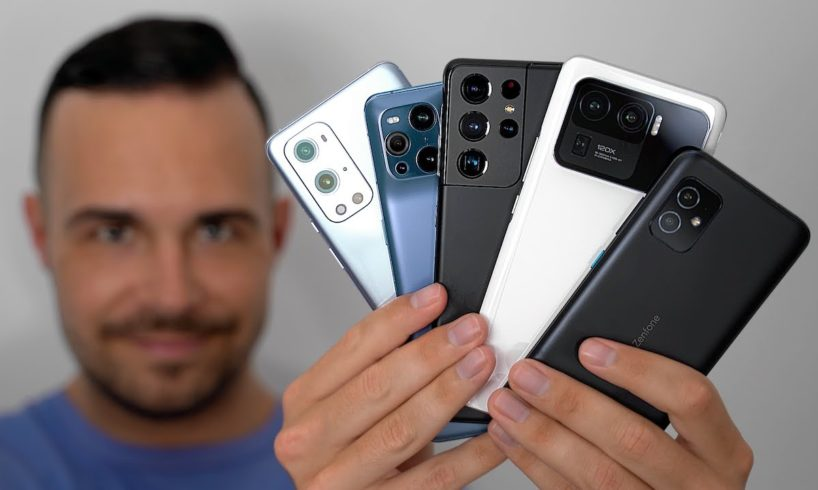 Meine Top Smartphones 2021 - Teil 1 (Deutsch)   SwagTab