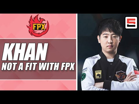 Was the Khan pickup by FunPlus Phoenix a mistake?   ESPN Esports