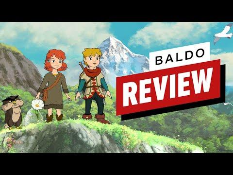 Baldo: The Guardian Owls Video Review