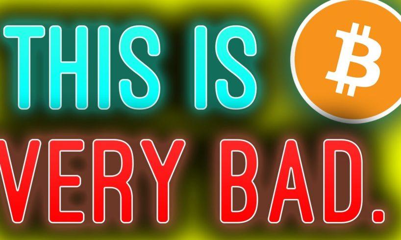 URGENT: NEXT BITCOIN CRASH INCOMING TOMORROW?????!!!!!!! [-$10,000??] Full Breakdown
