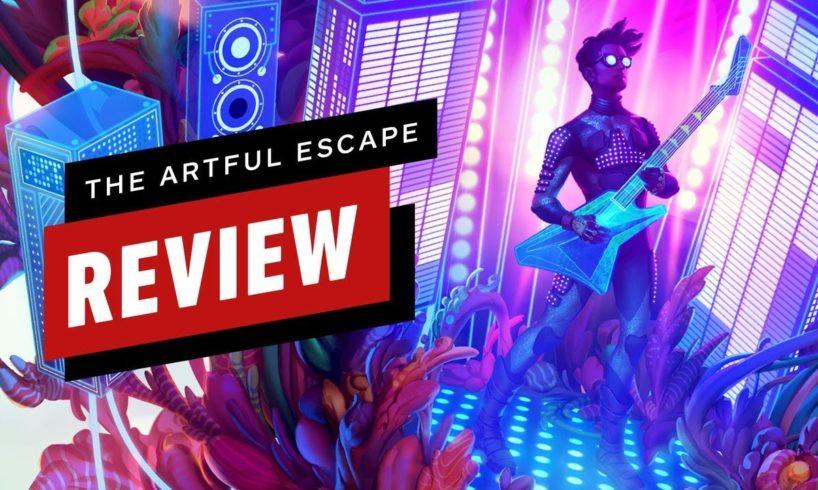 The Artful Escape Review