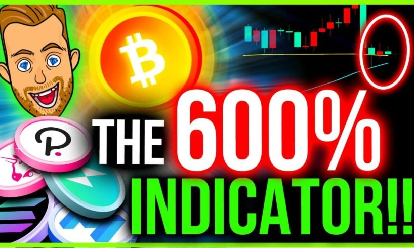 THIS RARE BITCOIN SIGNAL FLASHES 600% CRYPTO GAINS IMMINENT!!