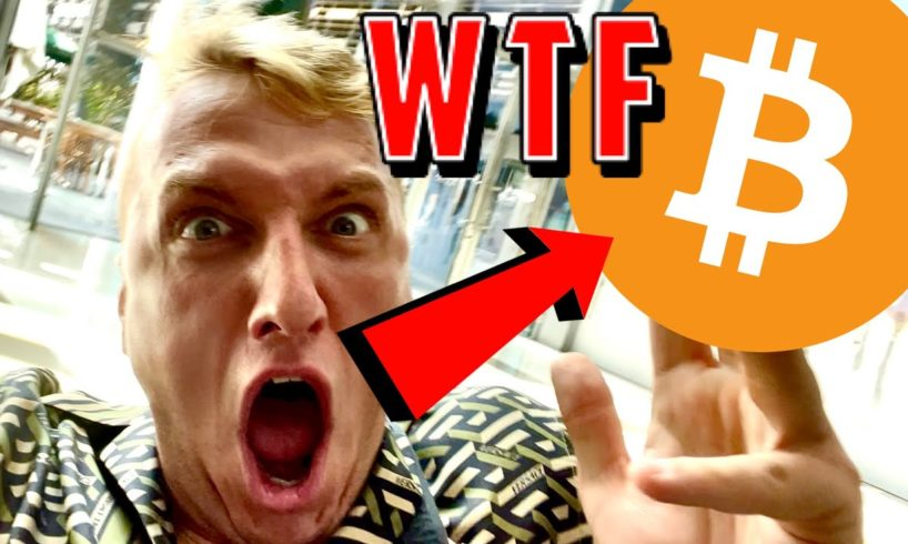 BITCOIN: this is very bad news... [but..]