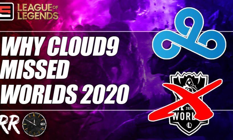 Why Cloud9 Missed Worlds 2020 | ESPN Esports