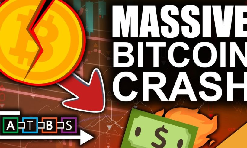 Massive Bitcoin Crash To Critical Level (Do Or Die Moment For Crypto) | BitBoy Crypto