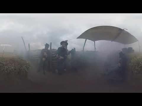 Civil War 1864: A Virtual Reality Experience, On Patrol