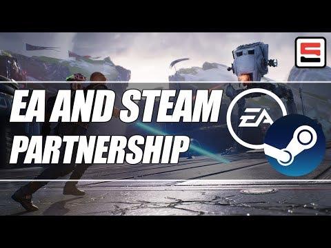 EA games returning to Valve's Steam | ESPN Esports