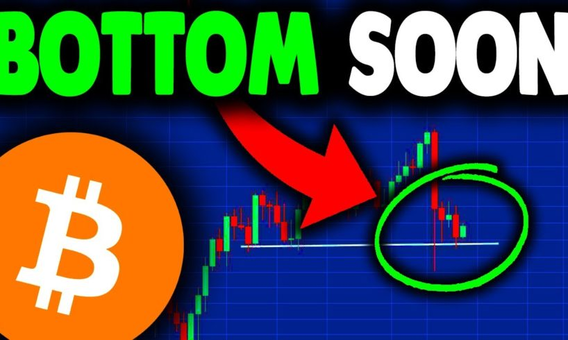 NEW BITCOIN BOTTOM IMMINENT (must watch)!! BITCOIN NEWS TODAY & BITCOIN PRICE PREDICTION [explained]