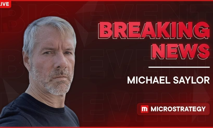 Michael Saylor: We Expect $85000 per Bitcoin this week! MicroStrategy News