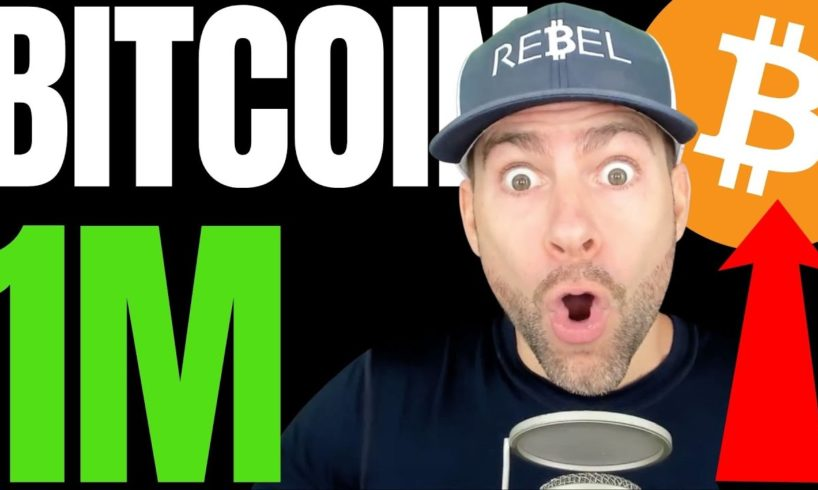 RETAIL INVESTORS WILL DRIVE A $1 MILLION BITCOIN PRICE - HERE'S HOW!!!! BTC EXPONENTIAL ADOPTION!!!!