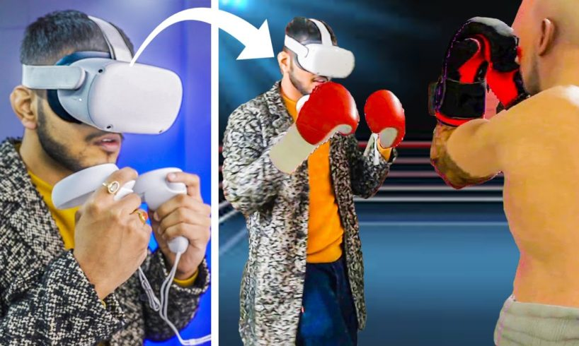 This is the Future of Gaming ! *3D Real Life Gaming*