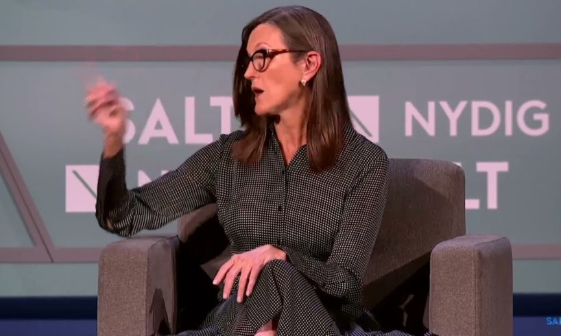 Cathie Wood Repeats $500,000 Bitcoin Price Target at SALT Conference & Talk Regulation - 9/13/2021