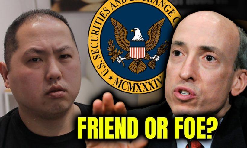 BITCOIN FRIEND OR FOE? GARY GENSLER TESTIFYING IN FRONT OF SENTATE