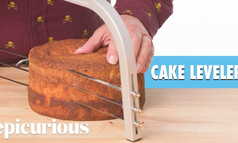 5 Cake Making Gadgets Tested by Design Expert | Well Equipped | Epicurious